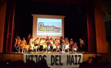180 alumnos muestran su solidaridad con Hijos del Maíz