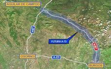 Un plan extraordinario para completar la autovía entre Aguilar y Burgos