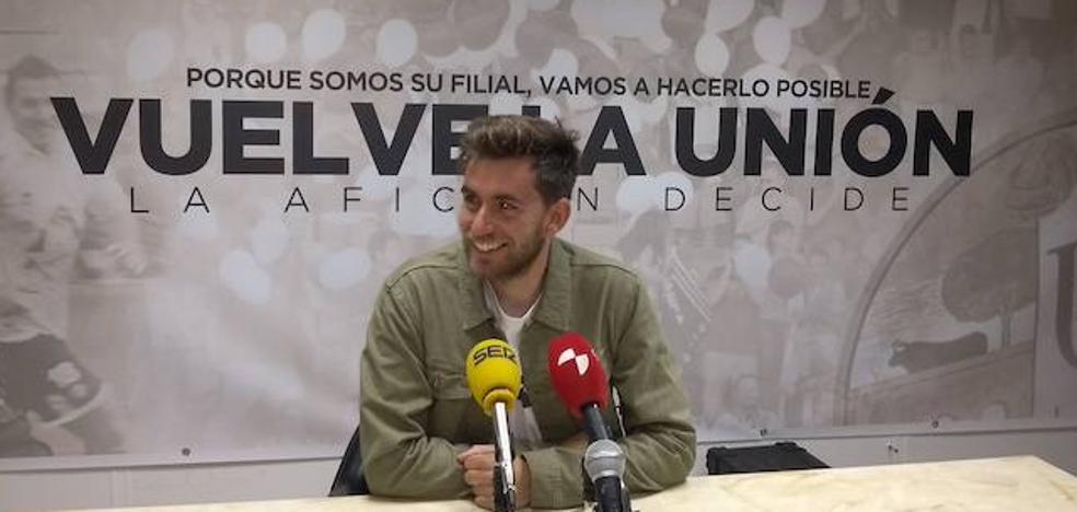 Pablo Cortés: «Nos jugamos el objetivo del CF Salmantino y lo primero es ganar nosotros y confiar hasta el último momento»