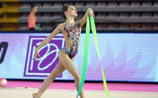 La salmantina Valeria Carballo, en el Campeonato de España de la Juventud 2018