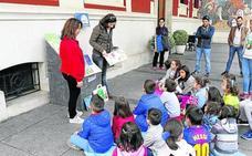 Caminos escolares seguros para los niños de Palencia