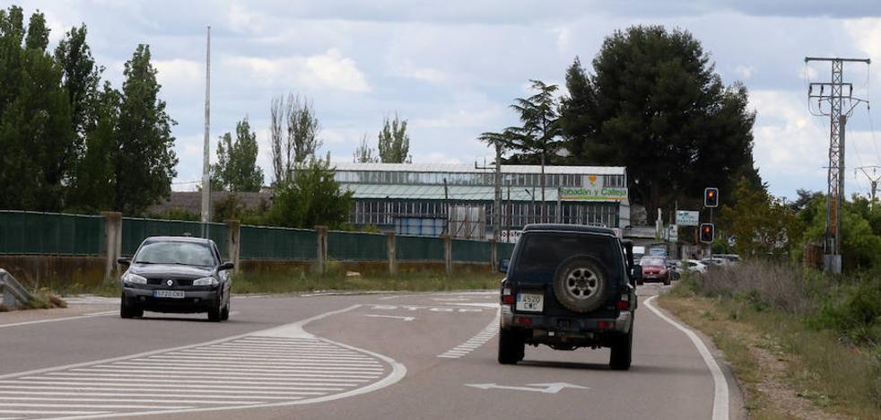 Urbanismo proyecta la reforma de 12 vías de acceso a Valladolid con aceras y carril-bici