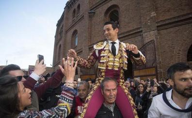 Manzanares vence y convence en Valladolid