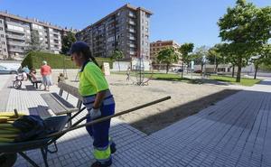 Las obras para reformar la zona verde de la calle Alicante comenzarán esta semana