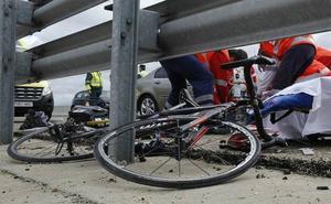 El camionero que mató a un ciclista e hirió a otro declara este martes por videoconferencia