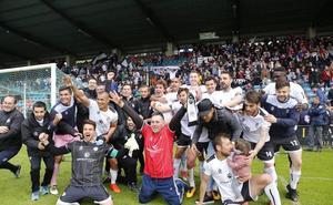 El CF Salmantino UDS espera rival entre los segundos del resto de grupos