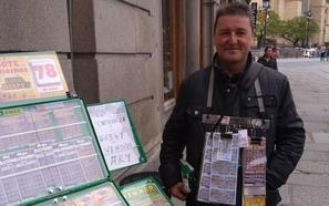 La ONCE deja un premio de 25.000 euros en Segovia