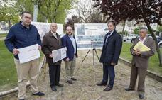 La capital y Villares estarán conectados por un carril bici y una senda peatonal