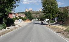 Segundo accidente con heridos en ocho días en la carretera de Arévalo