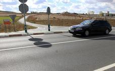 Tráfico expresa su preocupación por la peligrosidad de la CL-605 en Segovia
