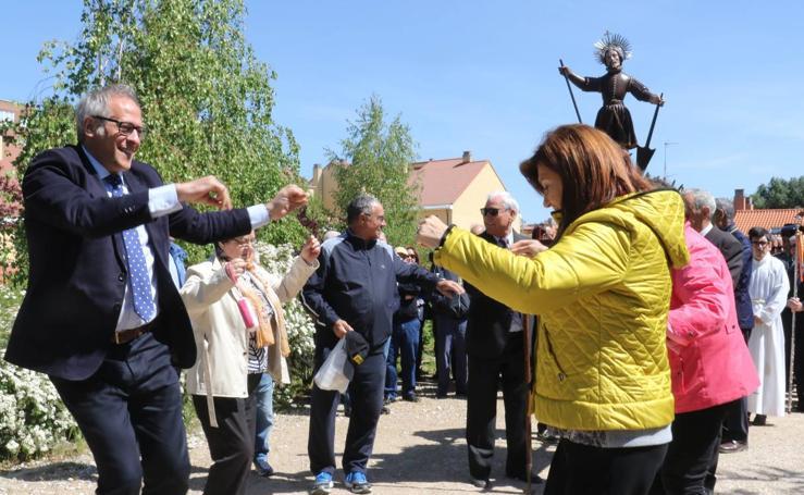 Valladolid festeja a San Isidro