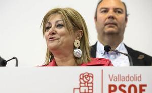 Teresa López considera que el grupo municipal popular «ha rebasado los límites en Valladolid»