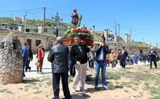 San Isidro Labrador se festeja en Baltanás