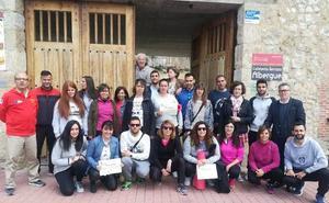 La Diputación de Salamanca forma a 25 monitores en actividades físicas para mayores