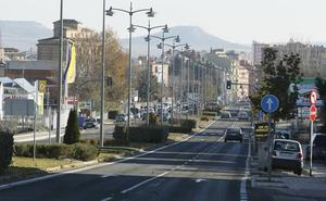 La avenida de Gijón se cortará tres meses en sentido centro debido a las obras de rehabilitación del colector