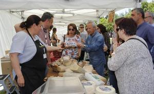 Laguna acoge del 1 al 3 de junio su Feria de Artesanía con más de 20 participantes y sonidos folk
