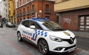 Recuperan en Palencia unas reses que se escaparon cuando eran trasladadas al matadero