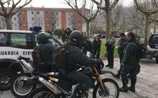 Doce denuncias por circulación de motocicletas campo a través en Guadarrama