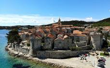 Korcula, la isla croata donde nació Marco Polo