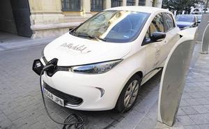 Valladolid duplicará sus puntos de recarga eléctricos en dos años, hasta 64