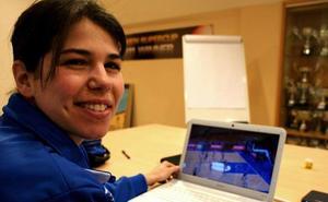 La salmantina Raquel Romo, en el cuerpo técnico de la selección U-16