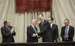 El Rey y el presidente de Portugal inauguran el lunes el IV Encuentro Internacional de Rectores