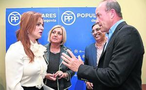 Clemente señala la necesidad de recibir dinero de Europa para frenar la despoblación