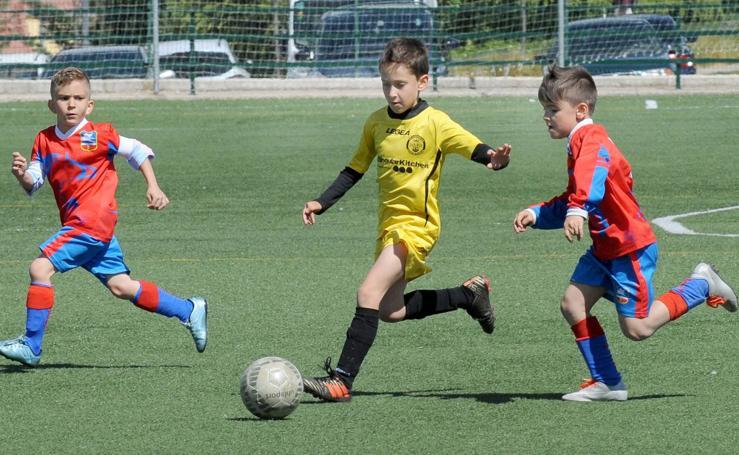Deporte Base del 12 y 13 de mayo. Valladolid