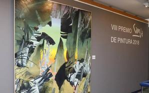 El jerezano Ignacio Estudillo gana en Palencia el VIII Premio Caneja de Pintura