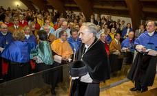 Toma de posesión de Antonio Largo como rector de la Uva