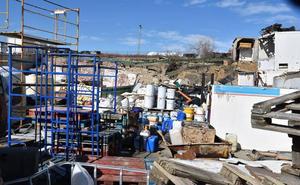 Investigan a varias empresas por la gran acumulación de residuos peligrosos