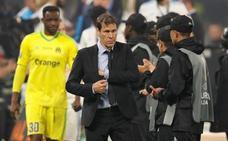 Rudi García: «El Atlético es un monstruo, pero no debemos avergonzarnos»