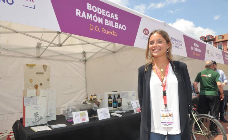 Estos son los participantes en 'Valladolid, Plaza Mayor del vino'