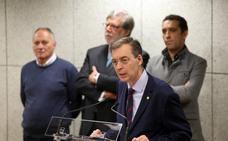 Germán Barrios obtiene el apoyo unánime de los procuradores para seguir al frente del CES