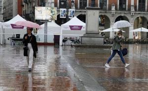 La primera cata de 'Valladolid, Plaza Mayor del vino' se aplaza al sábado a las 12:30 horas