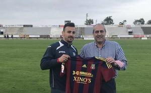 Aitor Pons: «En el vestuario no llegamos a pensar que desaparecería la UD Salamanca»
