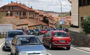 La calle de San Gabriel no supera los niveles de alarma por contaminación, según la Junta