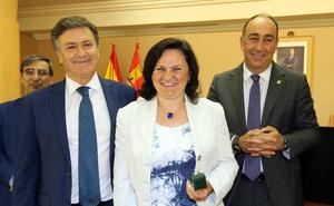 La Diputación de Segovia distingue a 39 trabajadores