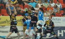Recoletas Atlético Valladolid - Ademar León