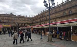 Ganemos respalda que la Feria del Libro se celebre en la Plaza por su relevancia cultural