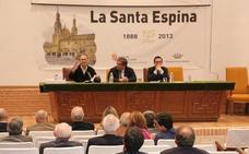 Javier Burrieza presenta su libro La Santa Espina: Monasterio y Escuela