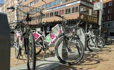 El préstamo público de bicicletas cumple cinco años en Valladolid con 2.353 usuarios