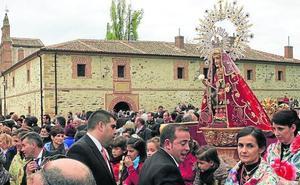 Carbonero el Mayor se vuelca hoy con su Virgen del Bustar