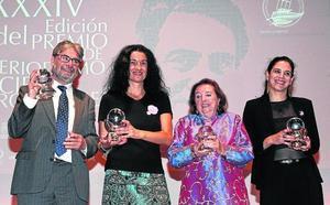 La corresponsal en Jerusalén Cristina Sánchez gana el Premio Cirilo Rodríguez