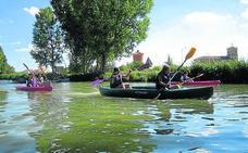 La Diputación de Palencia promociona los deportes vinculados al agua