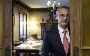 Ricardo Rivero: «Ninguna universidad ofrece un vínculo tan estrecho entre Europa e Iberoamérica como la de Salamanca»