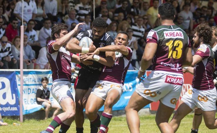 SilverStorm El Salvador 18 - 12 Alcobendas