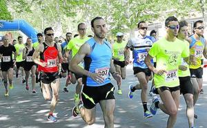 Más de 1.000 personas corren en Palencia por la salud mental