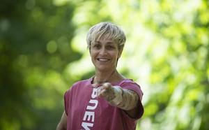 «El deporte es mi vida, y mi objetivo, cambiar el mundo»