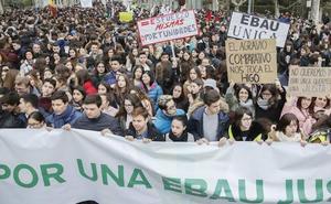 Valladolid y Castilla y León brillan en 'la otra EBAU', las olimpiadas